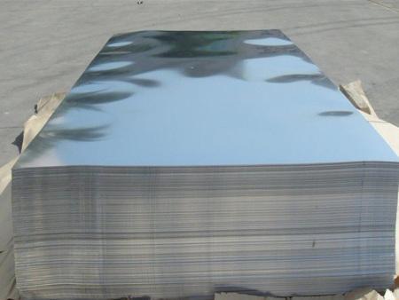 不锈钢板材的多种表面处理加工工艺!